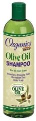 Africas Best Organics Olive Oil Shampoo 340 ml