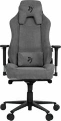 Grijze Arozzi Vernazza Soft Fabric Gaming Chair - Ash