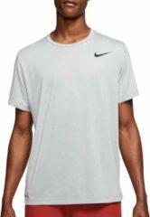 Grijze Nike dri-fit hyperdry sportshirt blauw heren