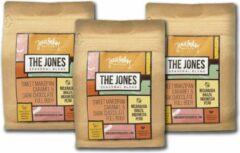 Jones Brothers Coffee Specialty Koffiebonen The Jones Blend - 3x 250gr