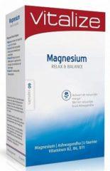 Vitalize Magnesium Relax Balance Capsules