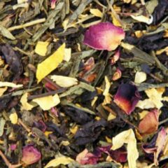 Come and Tea - Royal Treasure - Losse thee - 75 gram - Zwarte thee - Groene thee