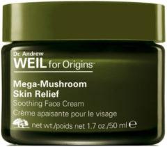 Origins Gesichtspflege Feuchtigkeitspflege Dr. Andrew Weil for Origins Mega-Mushroom Skin Relief Soothing Face Cream 50 ml