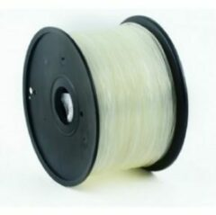 Gembird3 3DP-ABS3-01-TR - Filament ABS, 3 mm, transparant