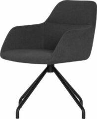 Zwarte SKEPP RoomForTheNew Conferentiestoel 200- Vergaderstoel - Conferentiestoel - luxe stoel - stoel - vergaderen - eetkamerstoel - conferentie stoel - vergader stoel