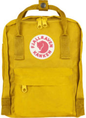 Fjällräven Kånken Mini Rugzak Warm Yellow