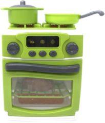 Basic Mijn Eerste Oven met Accessoires + Licht en Geluid