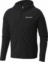 Columbia - Heather Canyon Jacket - Softshelljack maat L - Regular 27,5'', zwart