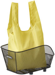 Gele Basily Basil Keep In Place- Elastisch koord - Neon Geel - Geschikt voor alle Basil fijnmazige stalen manden