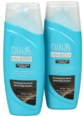 PIELOR Shampoo Shea Butter 2er Set