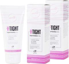 Melite V-Tight verstrakkende gel voor de vagina - 3 stuks - Tightening gel - Vagina verstrakken - Vagina verjonging - Vagina crème
