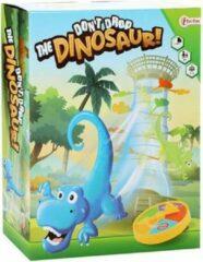Toi Toys BV Red De Dino – Gezelschapsspel – Toren van Pisa – Speelgoed – Spel – Kinderspeelgoed – Familiespellen – Familiespelletjes - Kinderspellen – Kinderen – Volwassenen