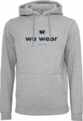 Wu-Wear Hoody Wu Wear WU-Tang Since 1995 grijs