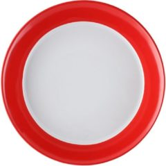 Arzberg Tric Hot Pastabord - Ø 21 cm - Rood