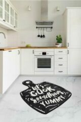 Nerge.be | Let's Cook! - 105x140 | Keukenmatten