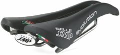 Zwarte Selle SMP Evolution Black Saddle - Zadels