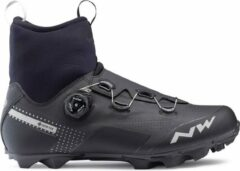 Zwarte Northwave Celsius GTX Mountainbike Schoen Heren