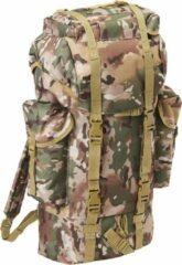 Brandit Nylon Military Backpack tactical camo
