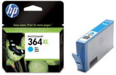 HP 364XL originele high-capacity cyaan inktcartridge (CB323EE)