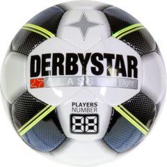Blauwe Derbystar VoetbalVolwassenen - wit/blauw/geel/zwart