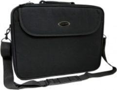 Zwarte Esperanza Laptoptas Classic - 15.6 inch Zwart