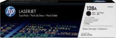 Zwarte HP 128A LaserJet - Tonercartridge
