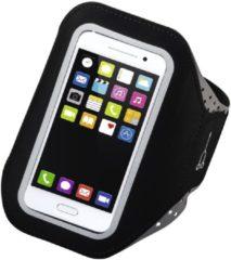 Hama telefonie accessoire Sport-armband running smartphones XXL zwart