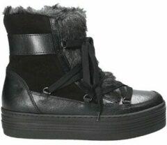 Zwarte Snowboots Mally 5990