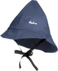 Playshoes Regenhoed met koordje Kinderen - Donkerblauw - Maat (47CM)