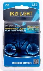 Ikzi Light IKZI spaaklicht met 2x 20 led groen