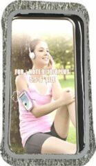 Xssive Sport armband universeel voor o.a. LG G5 - Zwart