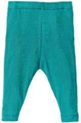 Minibär DESIGN Baby-leggings, smaragdgroen 62/68