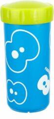 Fruitfriends Drinkbeker Transparant - 300 ml - Blauw