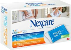 Nexcare Cold hot pack maxi 300 x 195 mm inclusief hoes 1 Stuks