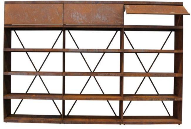 Afbeelding van Bruine Ofyr Wood storage 300