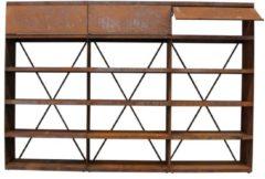 Bruine Ofyr Wood storage 300