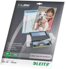 Leitz Ilam lamineerhoes ft A4, 160 micron (2 x 80 micron), pak van 25 stuks