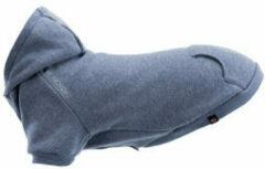 Trixie be nordic hondentrui hoodie flensburg blauw 30 cm