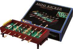 Philos Mini voetbal tafelspel - 270 x 235 x 70 mm - 2 spelers