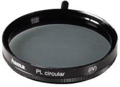 Hama 00072549 Polarising Filter Circular 49.0 mm Coated, Black