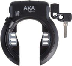 Ringslot AXA Defender + Flexmount Zwart