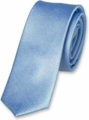 E.L. Cravatte Kinderstropdas - Lichtblauw - 100% Zijde