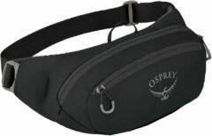Zwarte Osprey Daylite Waist Pack blackHeuptas