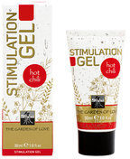 Hot-Shiatsu Intim Stimul. Gel Chili 30M-Creams&lotions&sprays