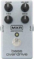 MXR M89 Bass Overdrive bas distortion/fuzz/overdrive pedaal