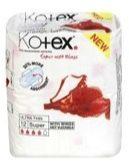 Kotex Ultradun Super met vleugels (1 Pak van 12 stk)