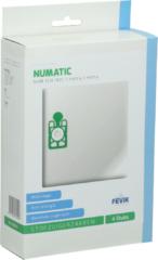 Typ NVM-1CH Staubsaugerbeutel für Numatic 604015