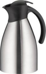 Alfi Isolierkanne BONO TOPTHERM, 1,5 Liter, silber/schwarz