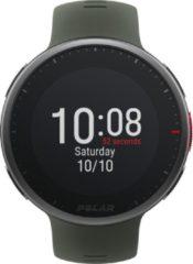 Polar Vantage V2 + Polar H10 hartslag sensor - Multisport horloge - Groen - 47 mm - M/L bandje
