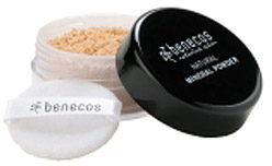Afbeelding van Benecos Light Sand Natural Mineral Powder Poeder 10 g